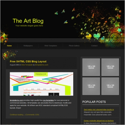 Tips To Create Successful Art Blog You Should Know